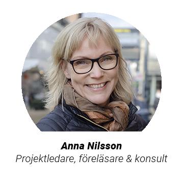 Anna Nilsson, webbinarie Hire Quality