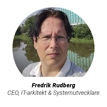 Fredrik Rudberg, webbinarie Outsourcing Hire Quality